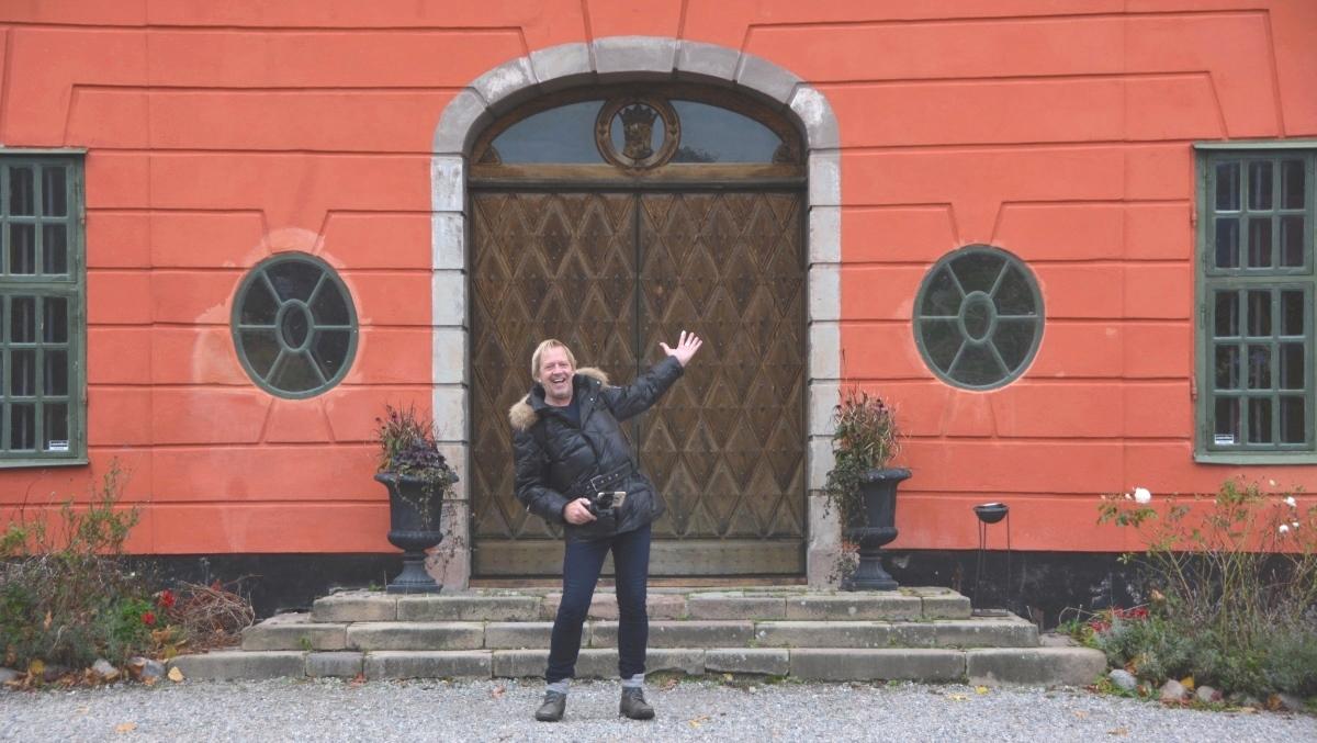 Bland spöken på Engsö slott