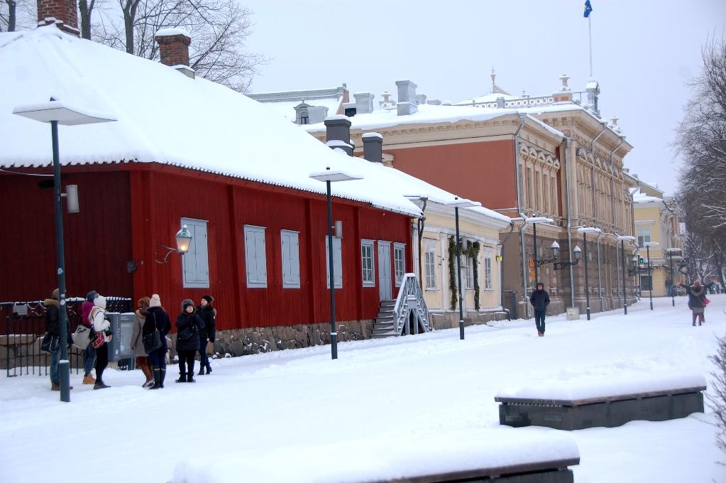 Restips för Finland: Åbo