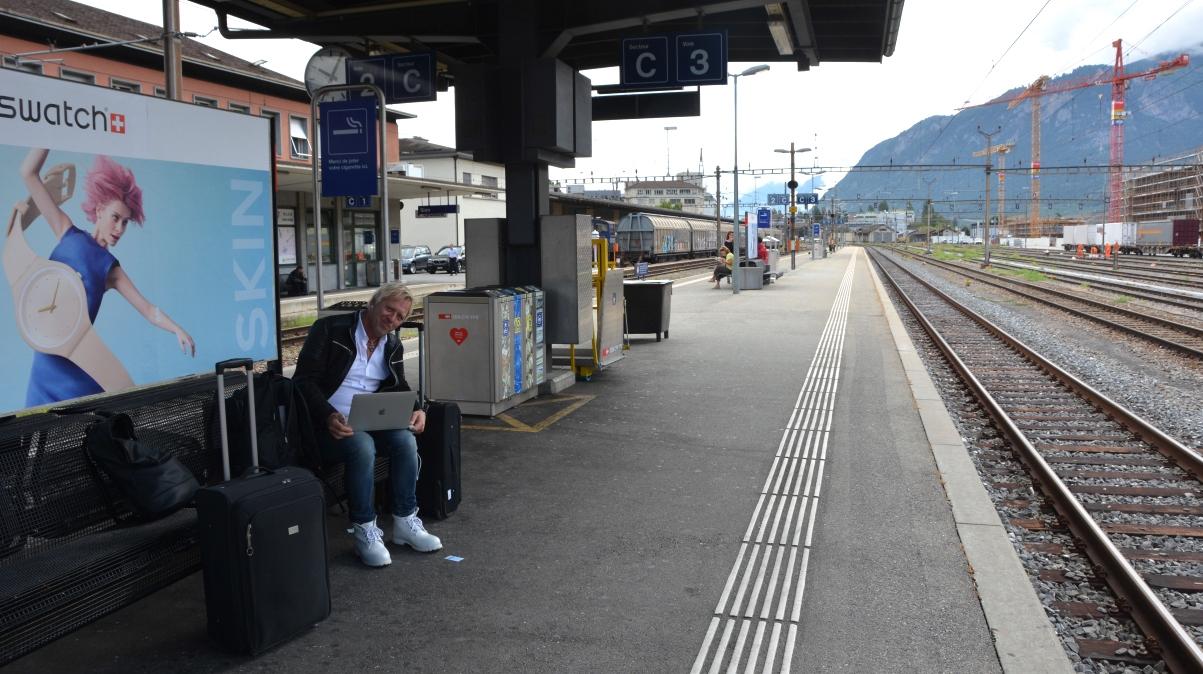 Tåg Schweiz