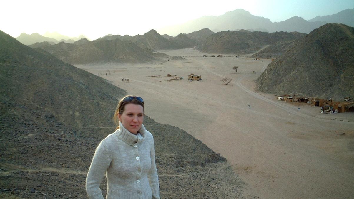 Ökentur Hurghada Egypten