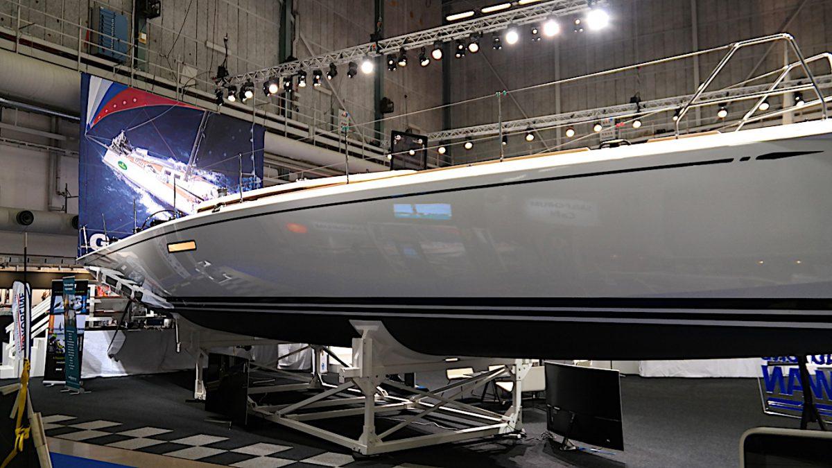 Finare båtar på båtmässan 2017