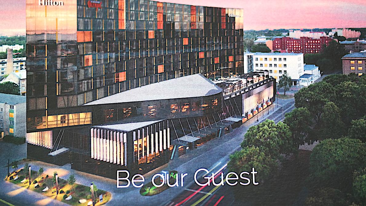 Hilton i Tallinn