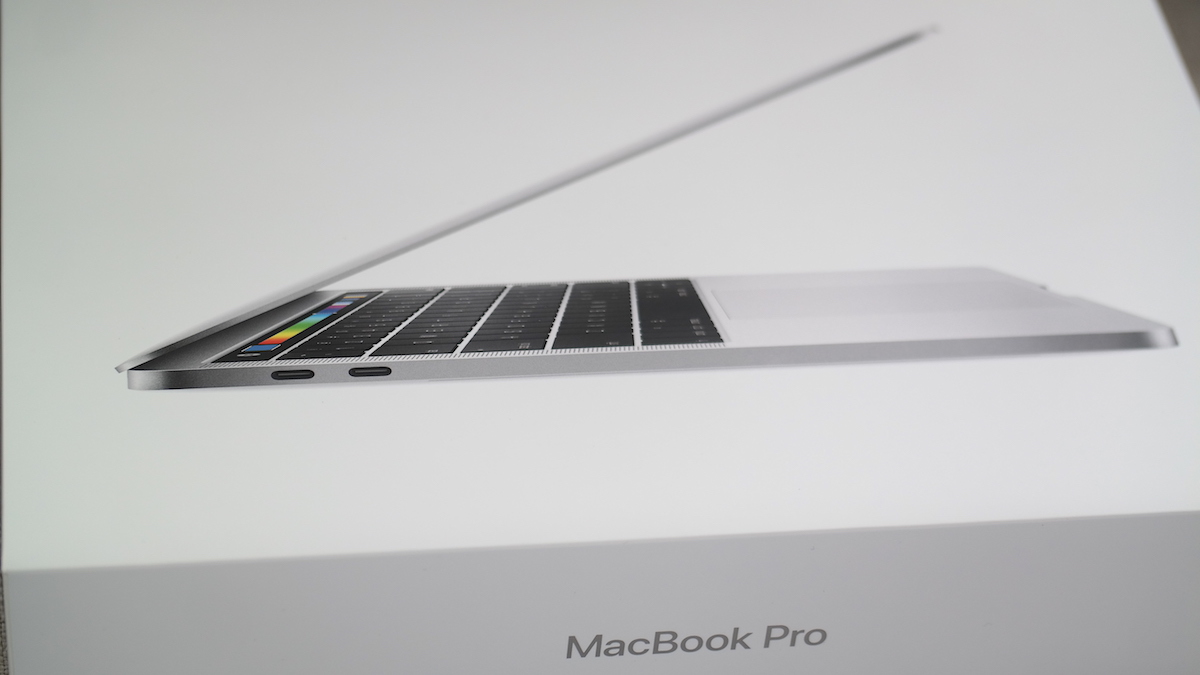 Nya Macbook pro 2016