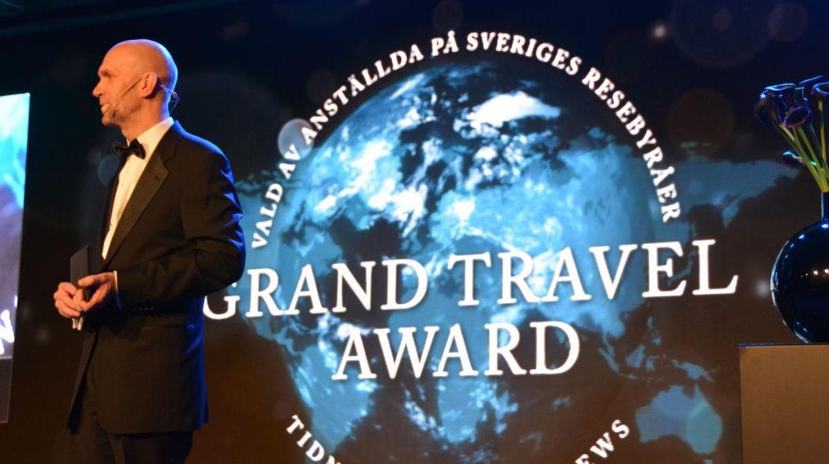 2018 Grand Travel Award