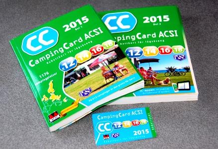 ACSI campingcard 2015