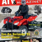 Reportage i ATV & Terrängmagazinet