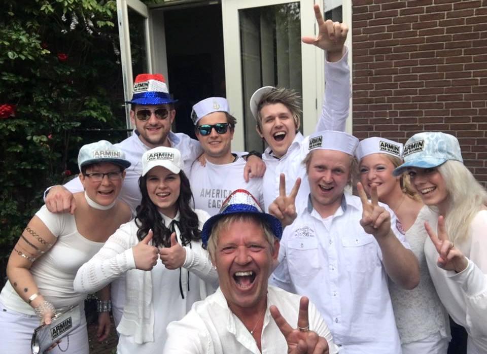 Amsterdam fest