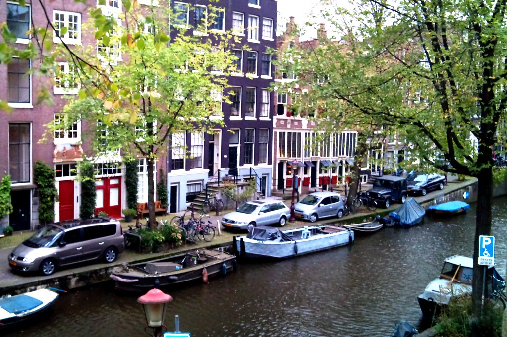 Amsterdam - ett självklart restips för Holland