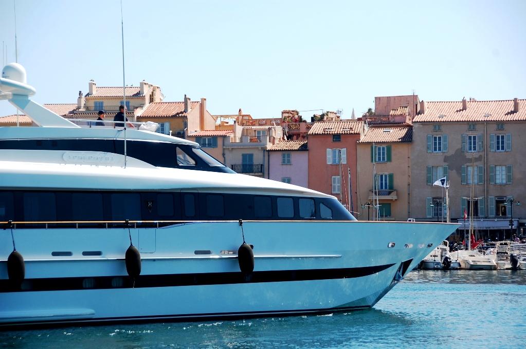Båtar St Tropez
