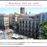 Fler Barcelona-bloggare