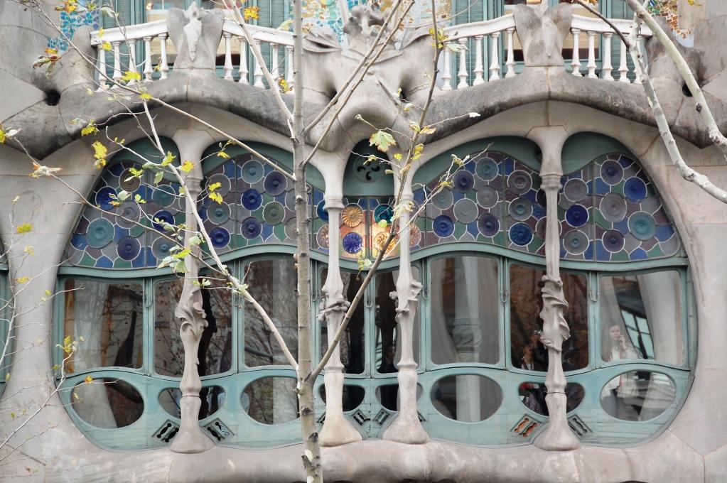 Casa Batlló i Barcelona