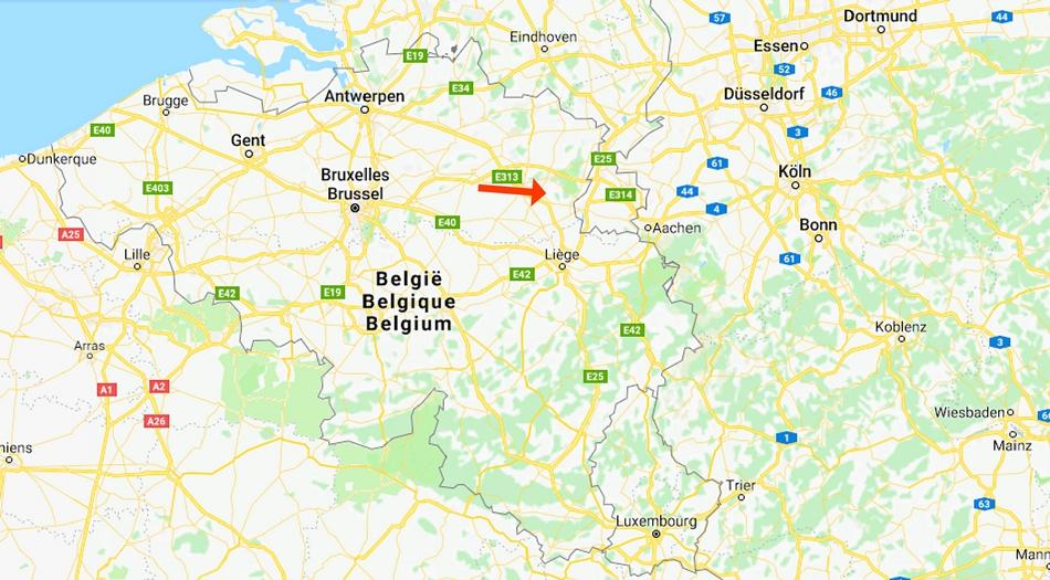 Belgien, Hasselt