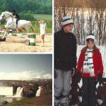 Reslängtan och äventyrslust – mina första resor