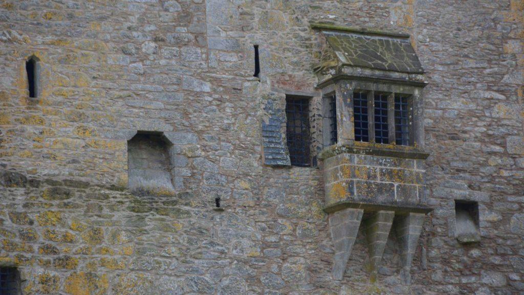 Blarney castle balkong