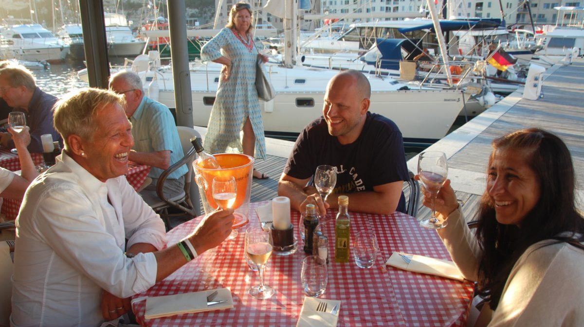Bloggträff Korsika