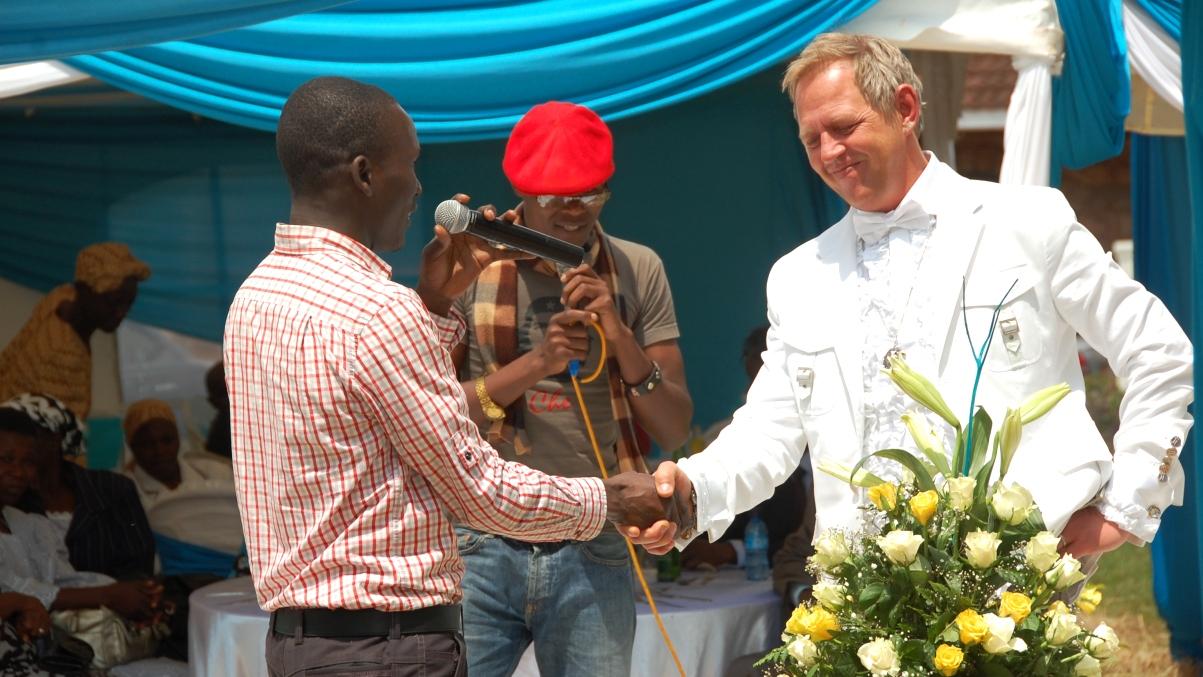 Bröllop Kenya