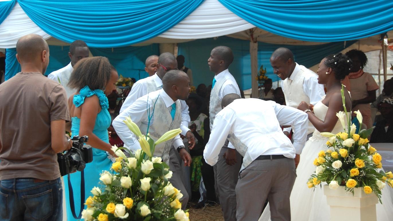 bröllop i kenya 2012
