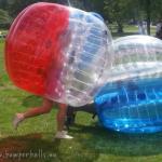 Ny galen aktivitet: Bumper ball