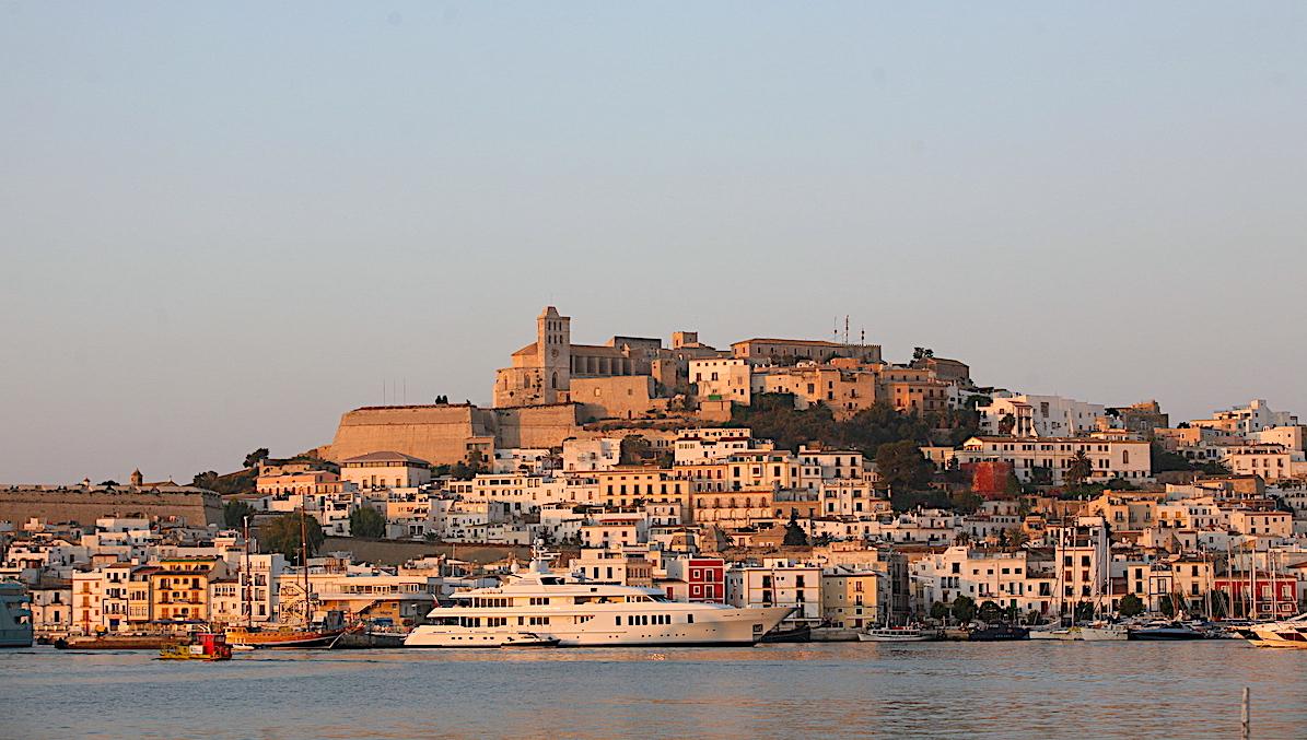 Dalt vila Ibiza