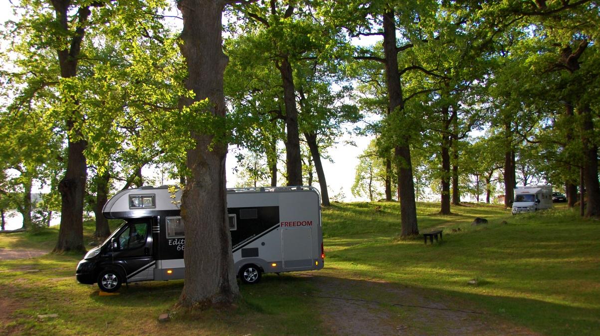 Camping Ekudden