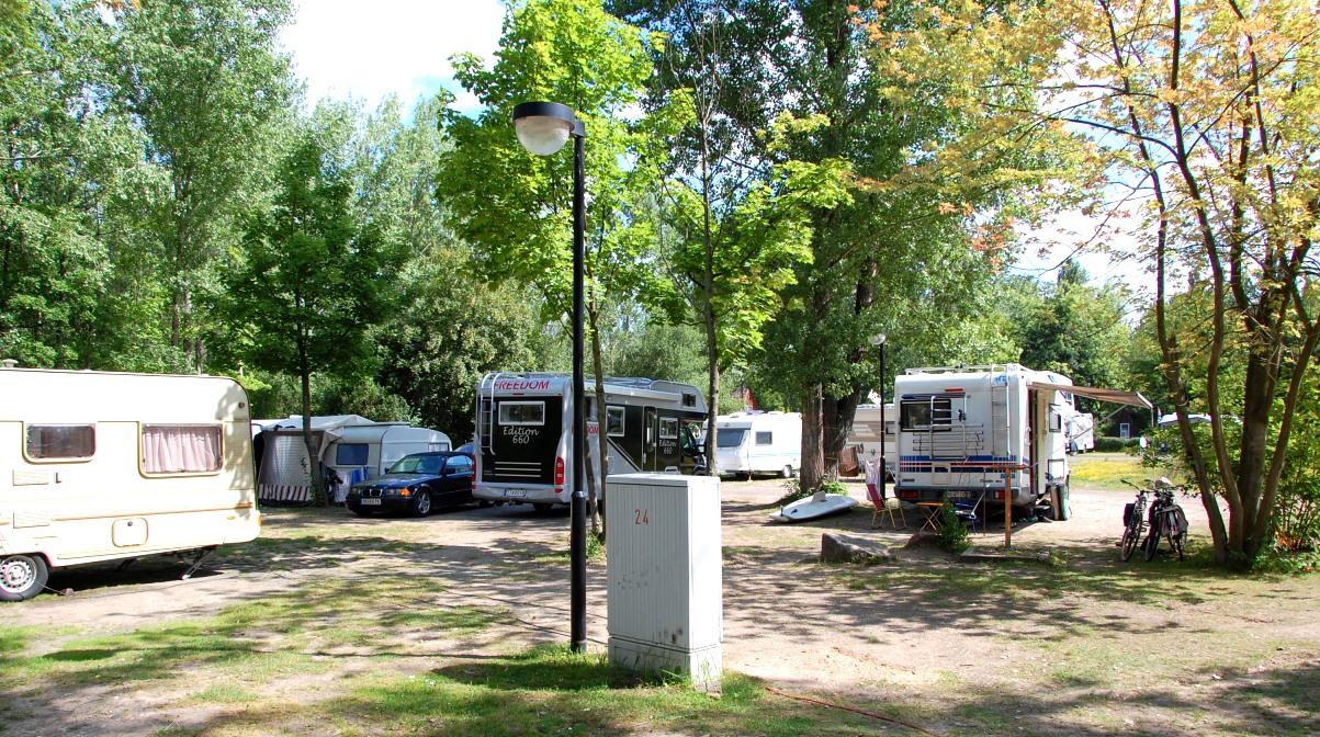 Camping tyskland