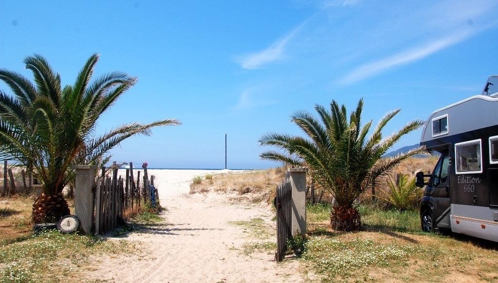 Camping-Korsika