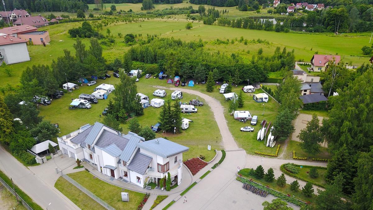 Camping Wagabunda i Mikolajki