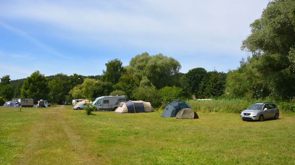 Camping Piaski