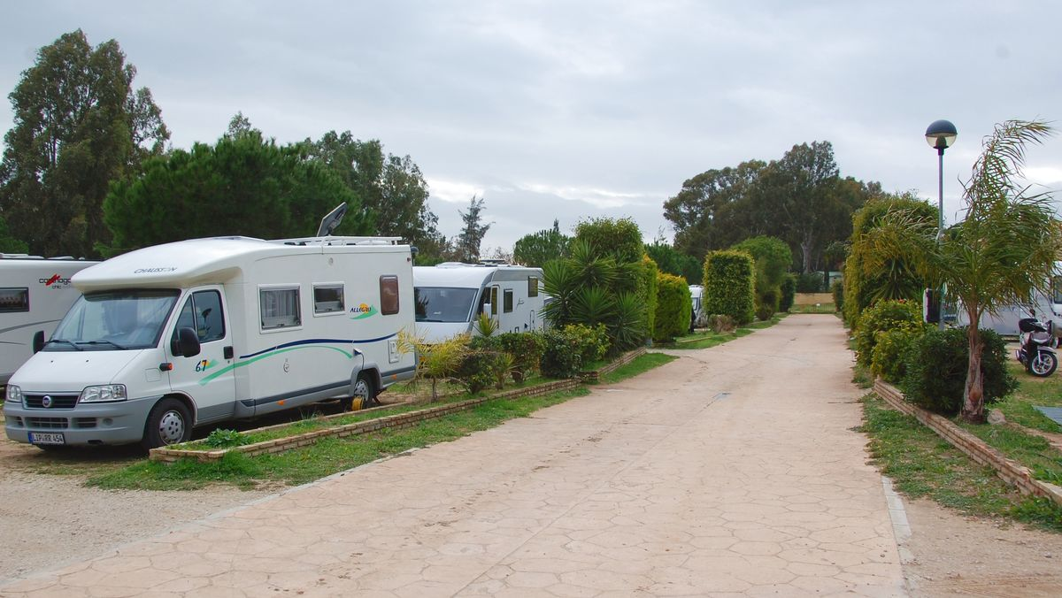 Camping playa las dunas reseblogg med massor av resm l for Camping el jardin de las dunas
