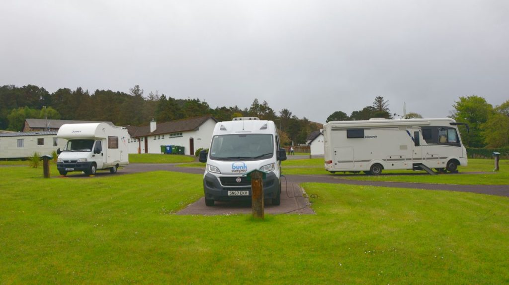 Camping Ring of Kerry