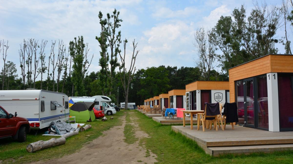Campingar och ställplatser i Polen