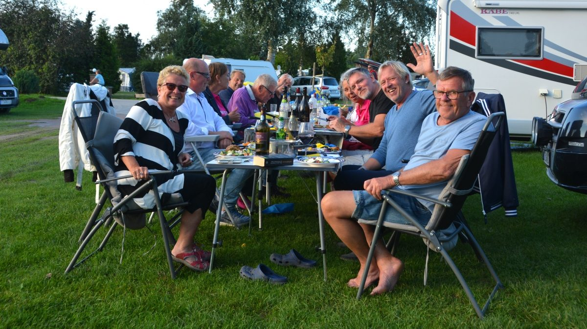 Ostsee camping