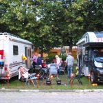 Vi har fått sällskap på campingen i Sopot