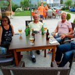 Med lokala guider i Struga, Makedonien