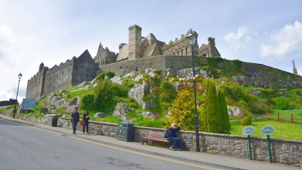 Cashelklippan, Rock of Cashel