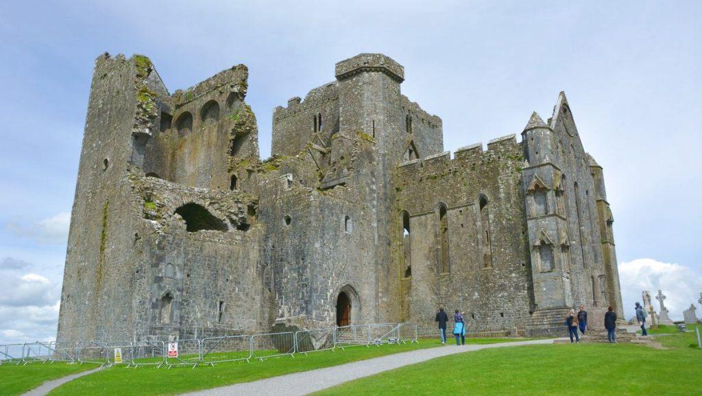 Rock of Cashel, Cashelklippan på Irland
