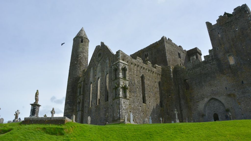 Cashel Round tower