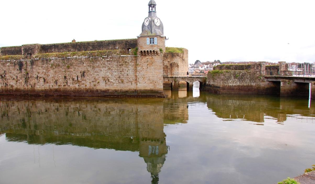 Concarneau i Frankrike