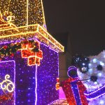 Julmarknad i Warszawa