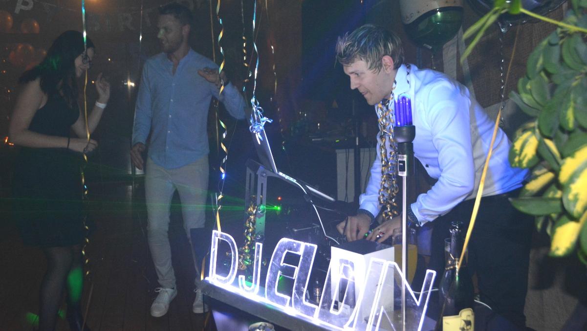 DJ Eldin