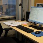 Sista dagen på jobbet (17 år med Karolinska Institutet)