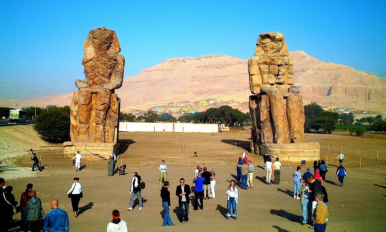 restips för Egypten