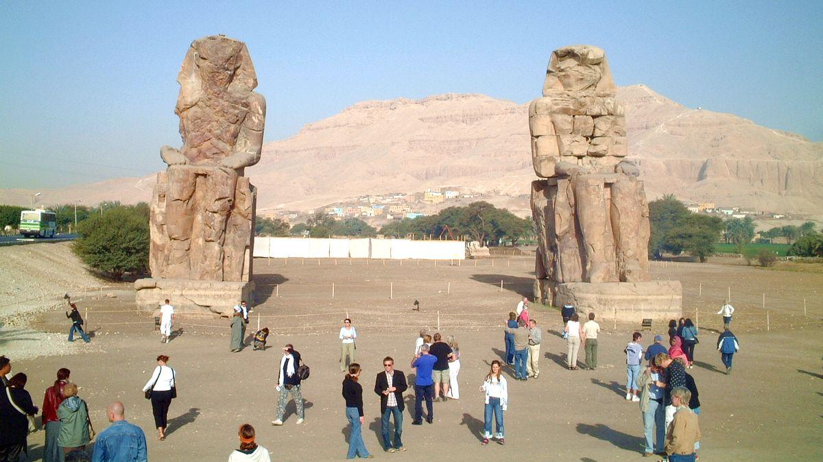 Memnons stoder