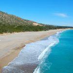 Spaniens vackraste strand