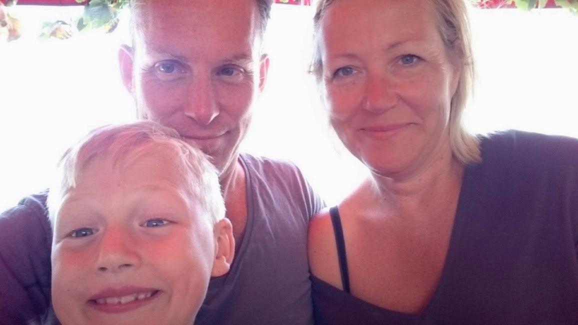 Elisabeth Haug familj