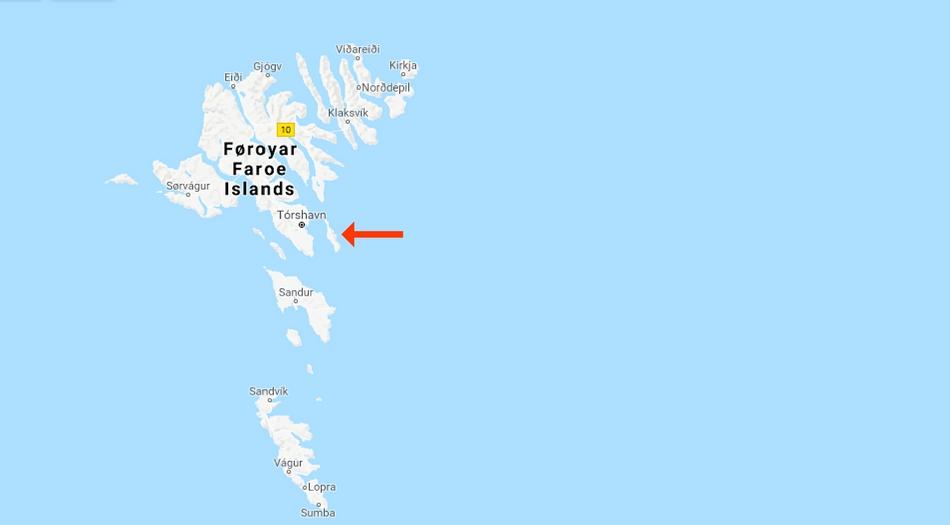 Färöarna, Nolsoy