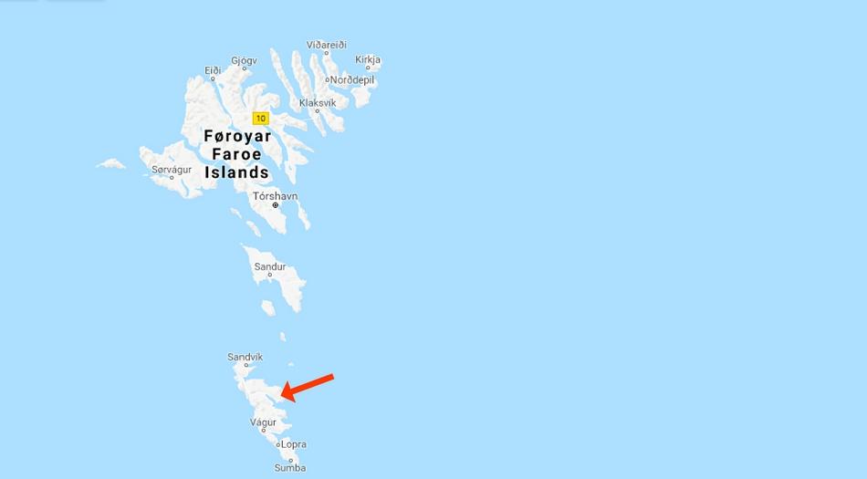 Färöarna, Suduroy