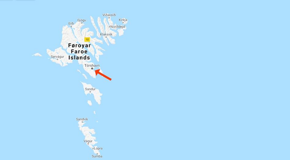 Färöarna, Torshavn