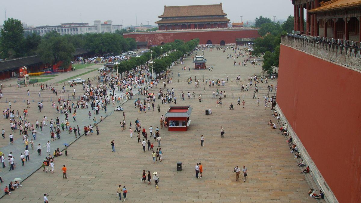 Förbjudna staden China