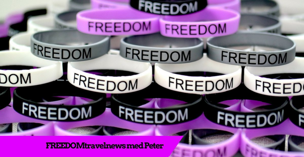 FREEDOMtravelnews med Peter